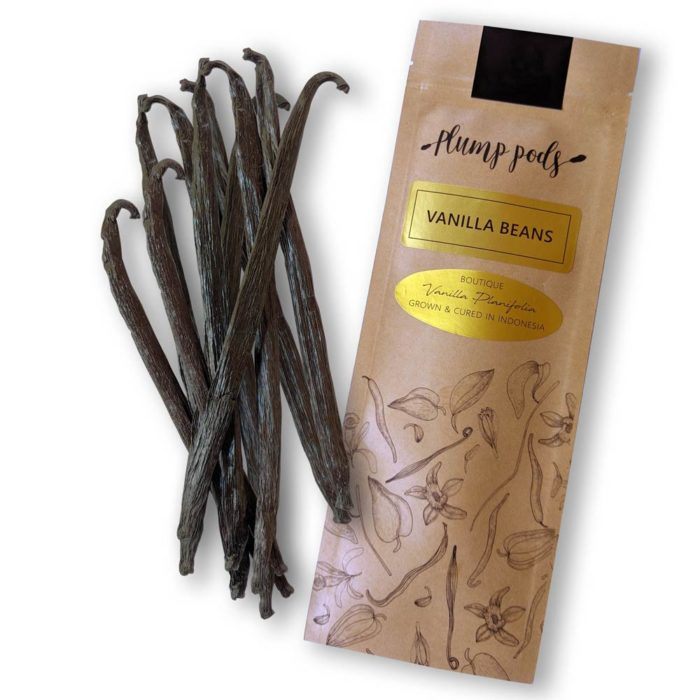 Premium vanilla beans - Grade A